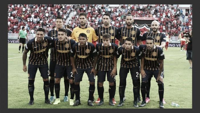 Independiente 0 - 2 Rosario Central: puntuaciones del canalla