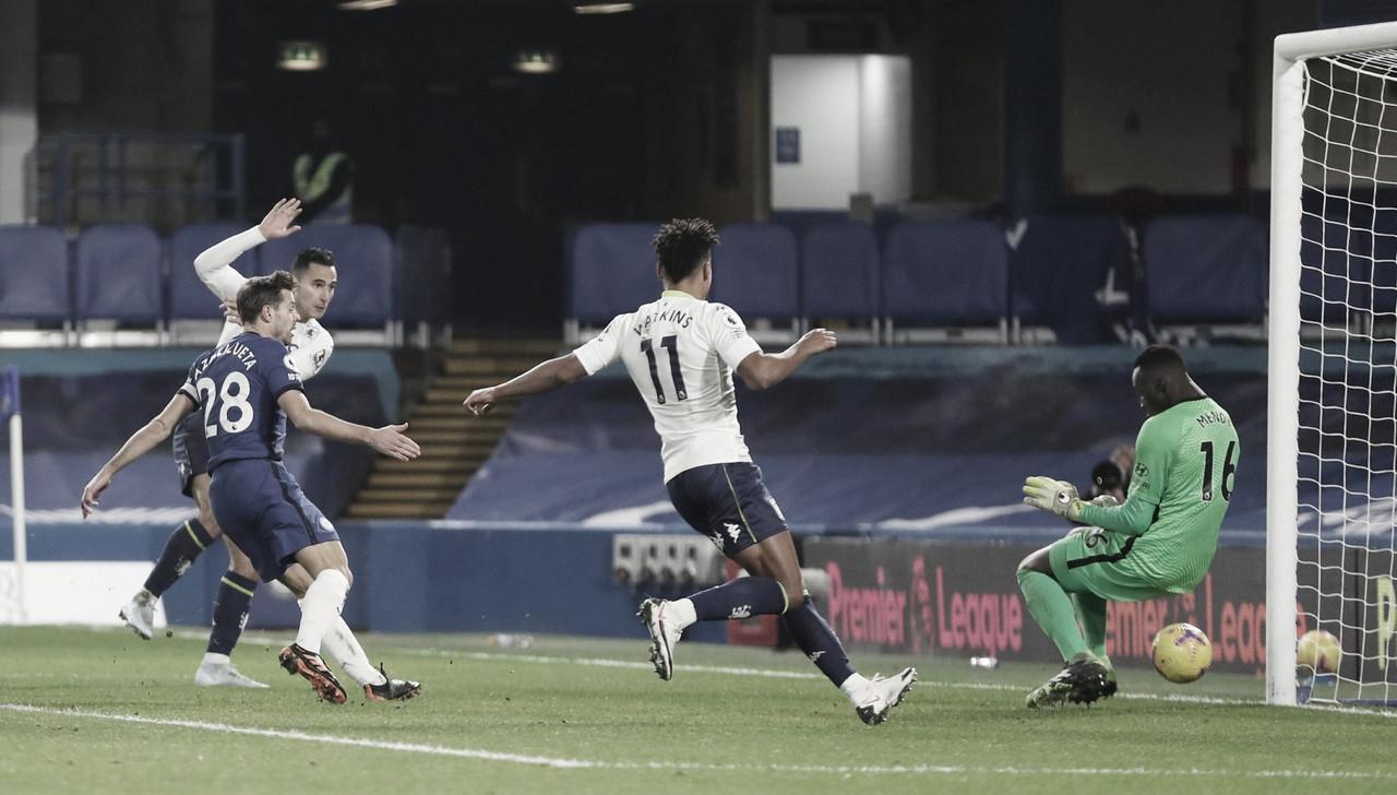 Aston Villa busca empate diante do Chelsea no Stamford Bridge