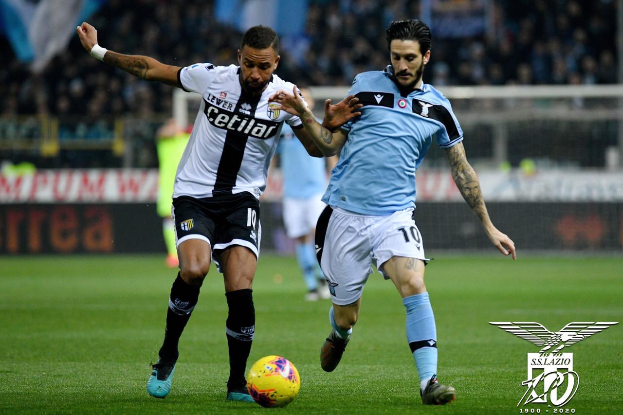 Caicedo stende il Parma e la Lazio sogna: 0-1 al Tardini