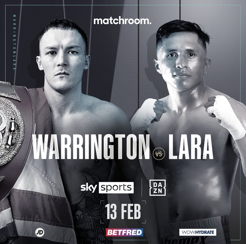 Fight Card Preview - Saturday 13th February