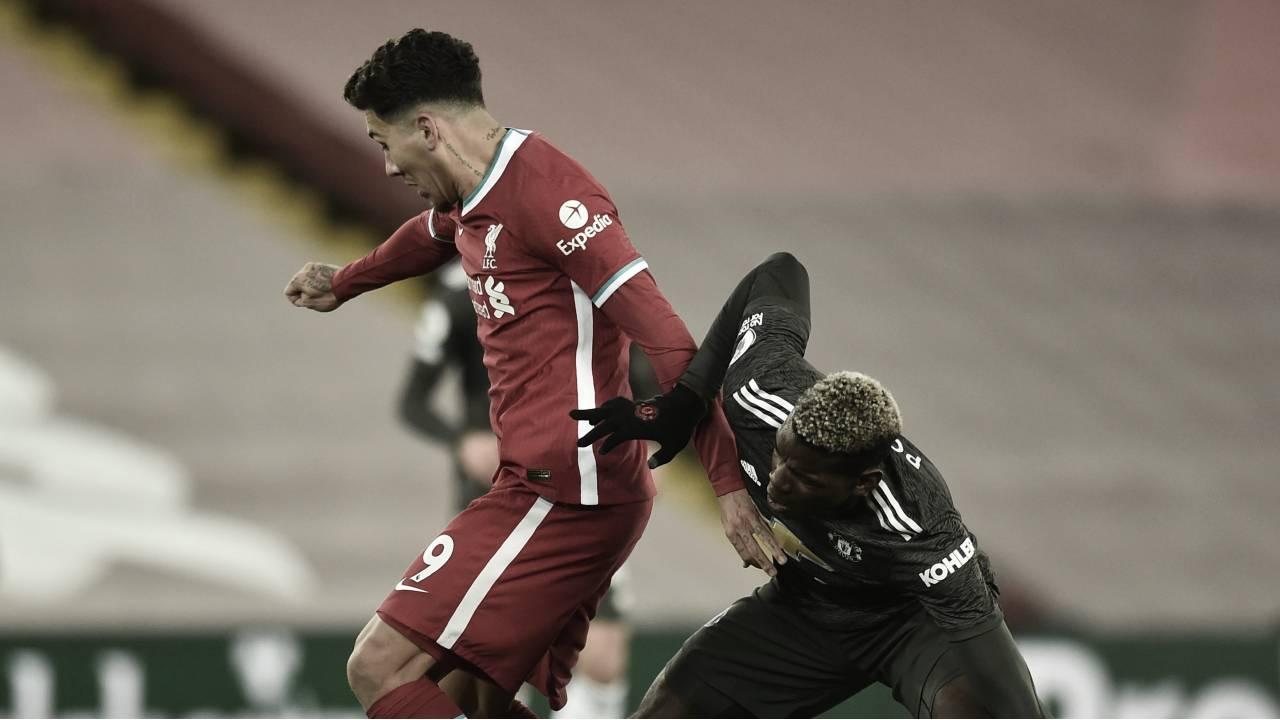 Resumen Liverpool vs Manchester United (0-0)
