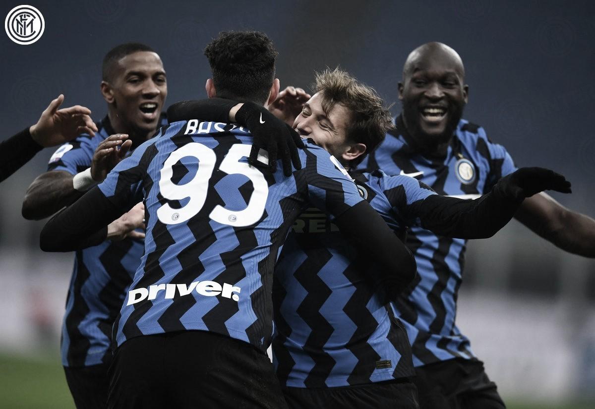 El Neroazzurri logró una gran victoria ante otro candidato de la Serie A y se ilusiona / Foto: Inter
