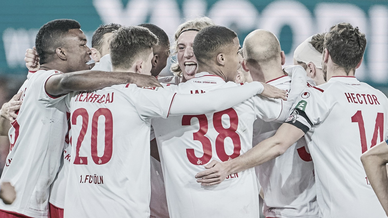 Colônia bate Schalke 04 e se afasta da zona de rebaixamento na Bundesliga
