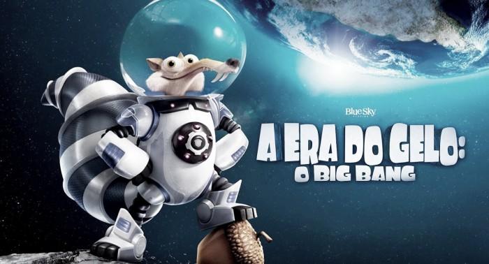 ''A Era do Gelo: O Big Bang'' estreia nos cinemas, mas não supera seus antecessores