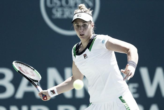 Marina Erakovic se borra de los primeros torneos del año por lesión