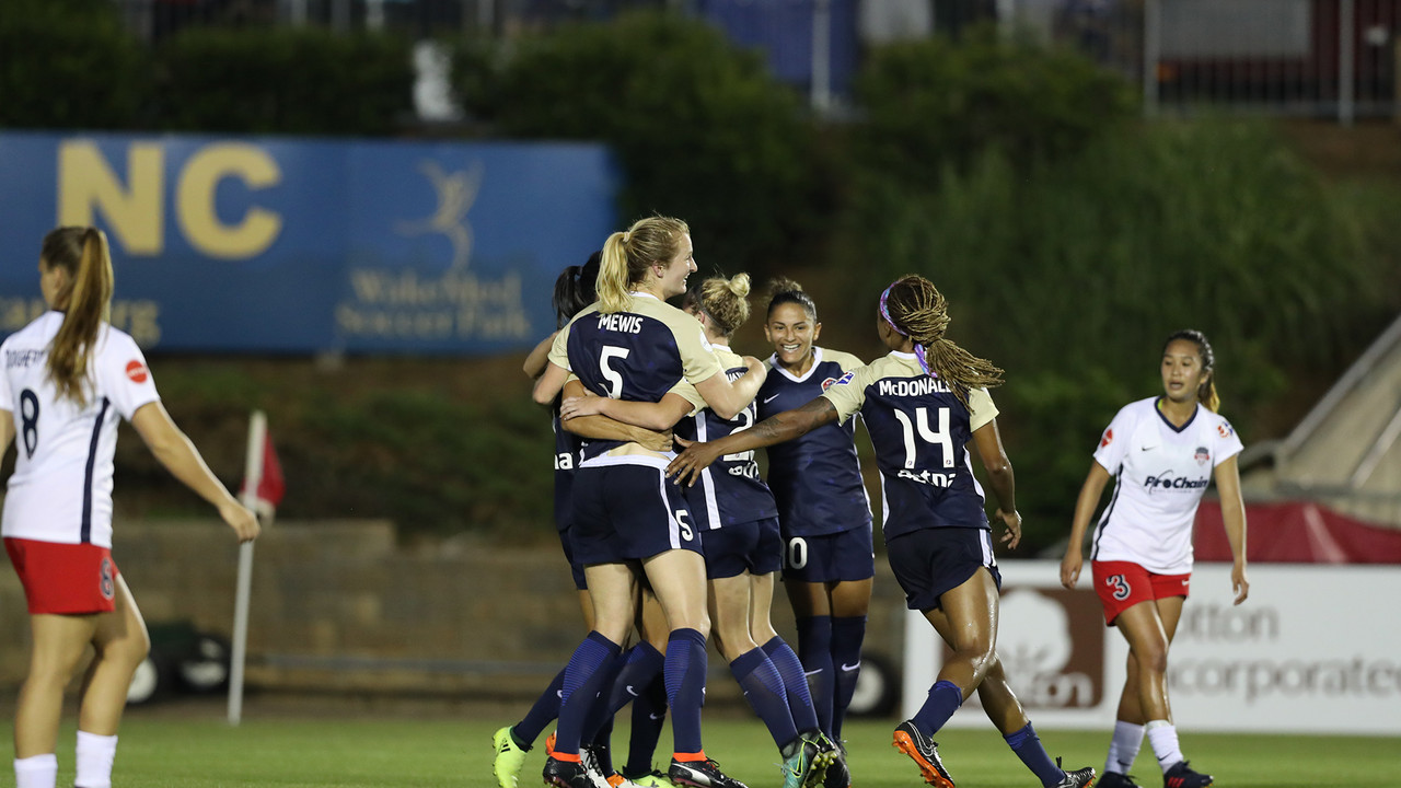 North Carolina Courage 2019 Preseason Roster