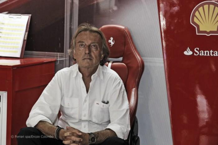 """Montezemolo: """"Estoy encantado con la victoria de Ferrari"""""""