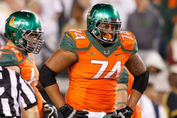 Ereck Flowers Selected By New York Giants In The 2015 NFL Draft