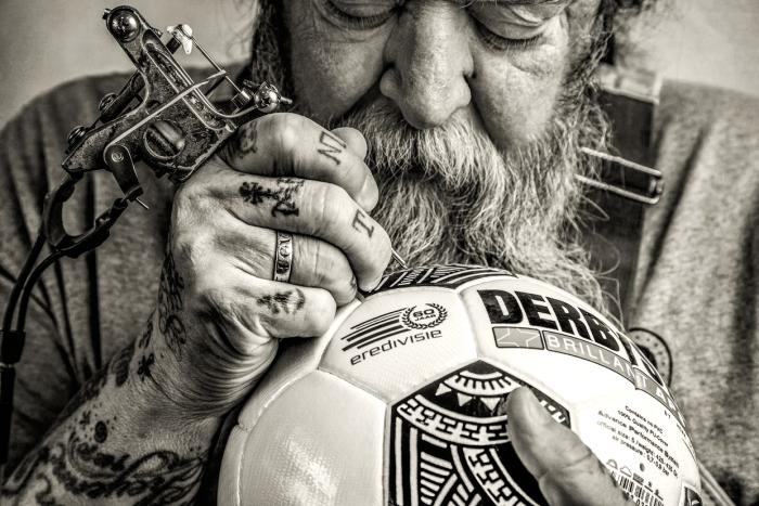 Balón tatuadopara la temporada 2017/18