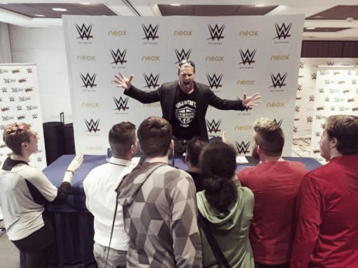"""Dolph Ziggler: """"Veremos el combate contra Nakamura en Backlash"""""""
