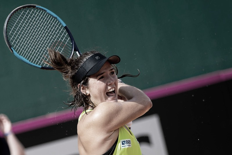 Número 1 do Brasil, Gabriela Cé cai para Cocciaretto no quali do Australian Open