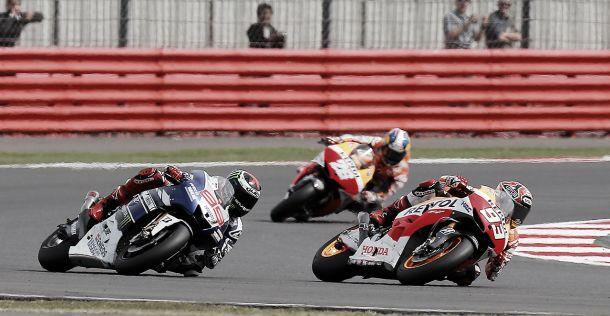 Carrera de MotoGP del GP de Gran Bretaña 2014 en vivo y en directo online