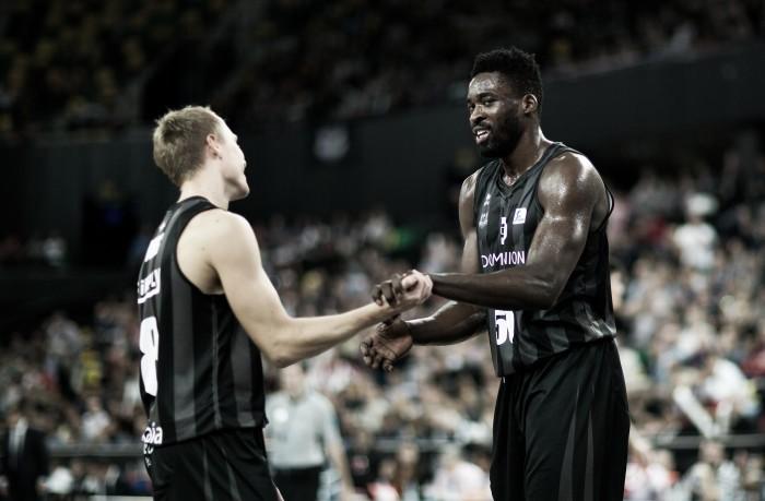 El uno por uno del Dominion Bilbao Basket frente al Alba Berlin