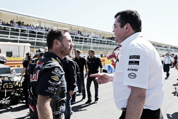 Eric Boullier confirma que Mclaren não deixará a Honda fornecer motores à Red Bull