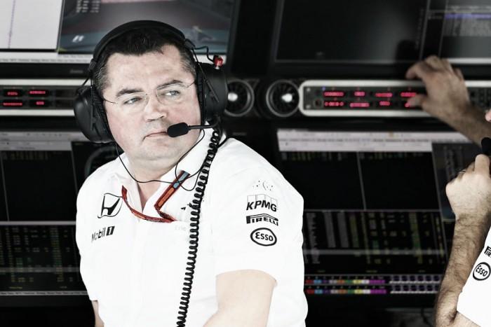 """Éric Boullier: """"Vamos a la temporada muy seguros con las nuevas incorporaciones en McLaren"""""""