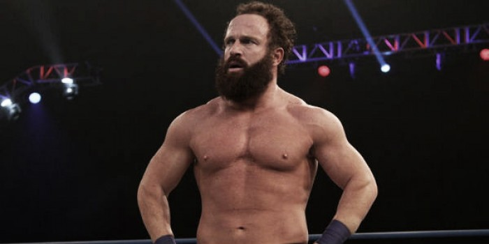Eric Young on a WWE contract and his NXT debut