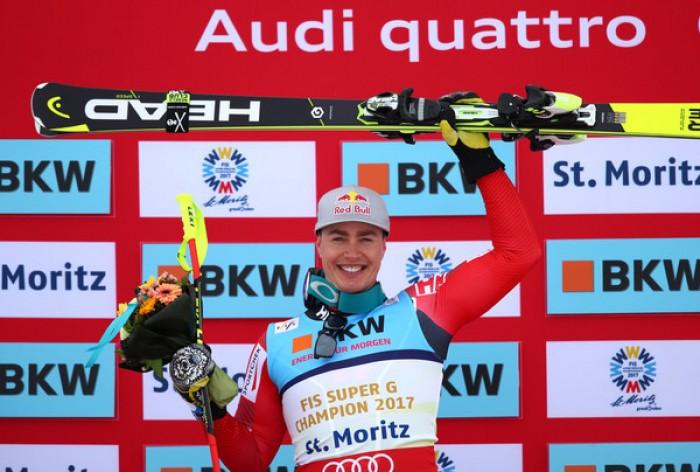 Sci Alpino, Super G - St.Moritz 2017: ai mondiali è trionfo canadese con Guay e Osborne-Paradis