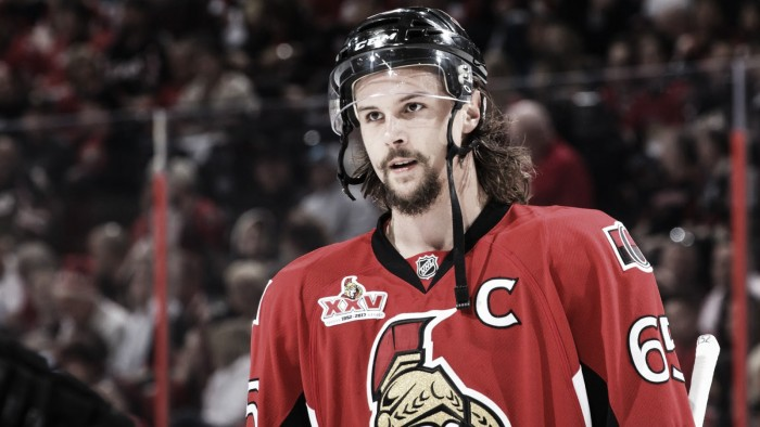 NHL Trade Rumors: Erik Karlsson, Ottawa Senators