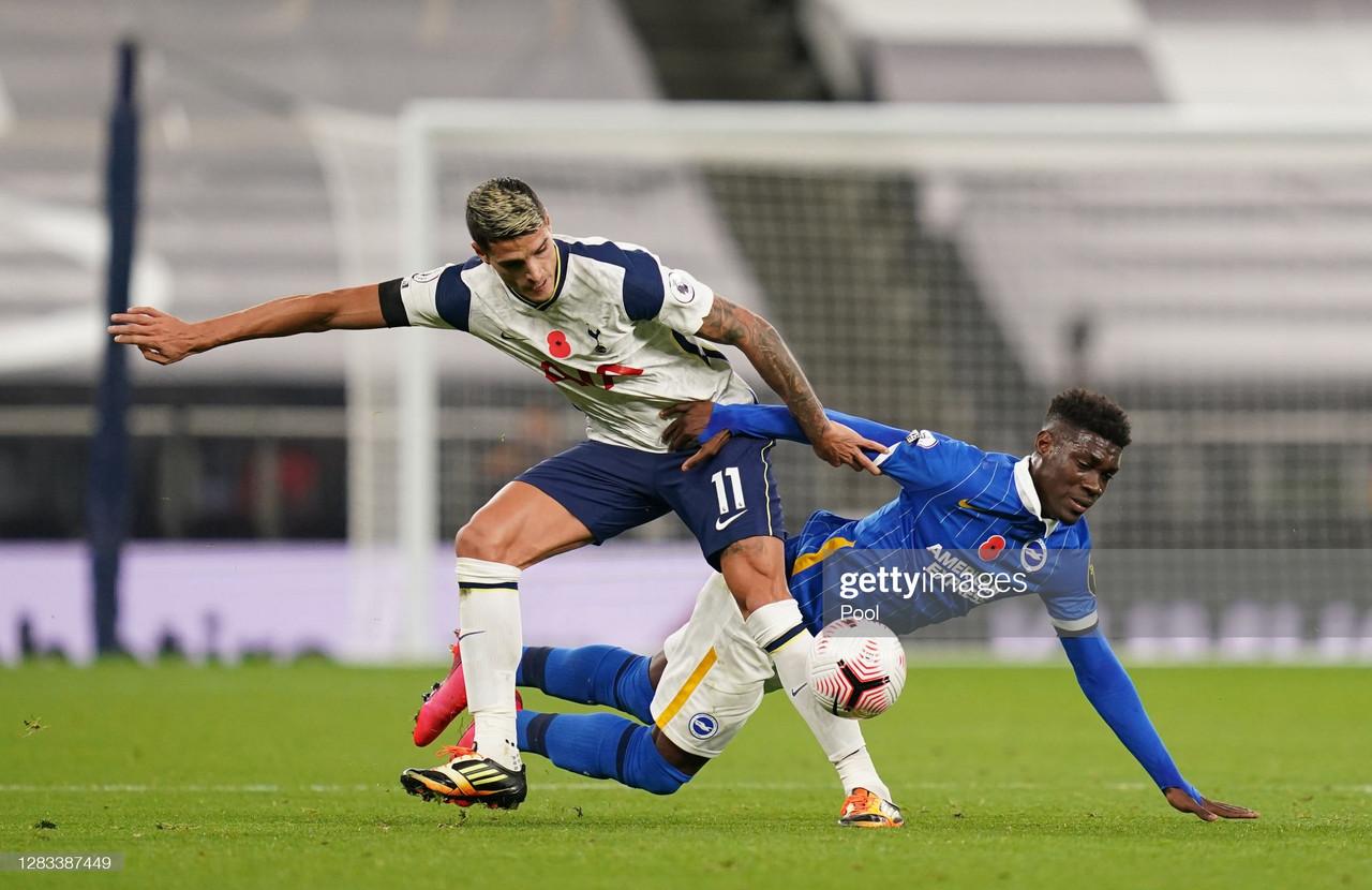 Erik Lamela: Tottenham's missing piece