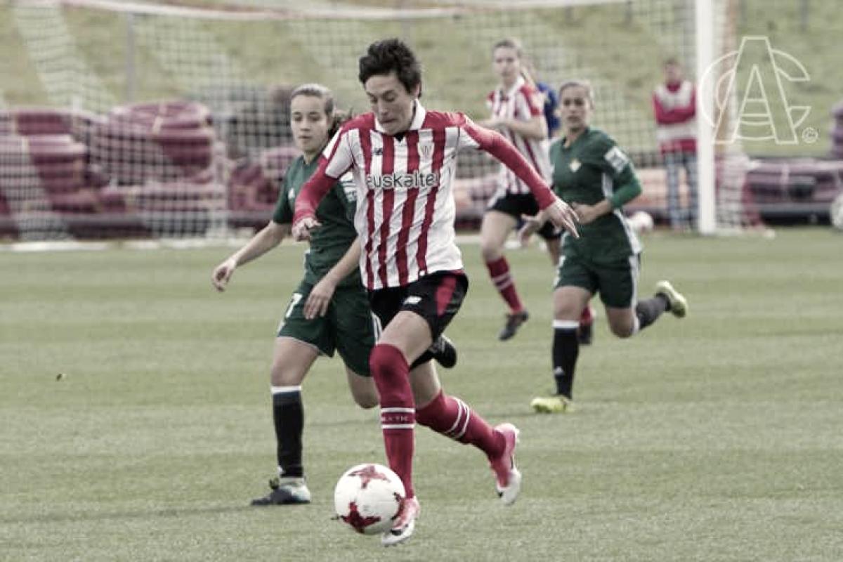 Un gol de Córdoba devuelve al Athletic a la senda del triunfo