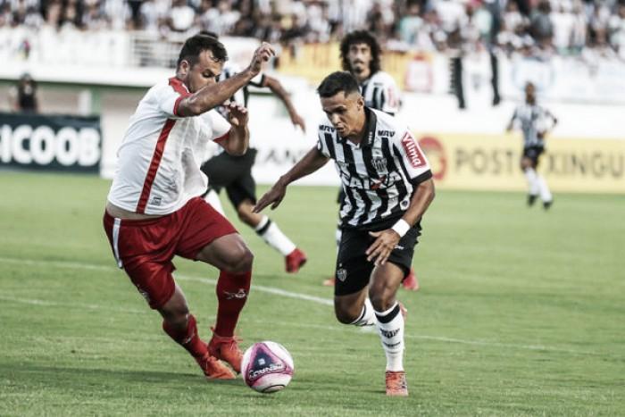 Atlético cria boas chances, mas começa Campeonato Mineiro com empate diante do Boa Esporte