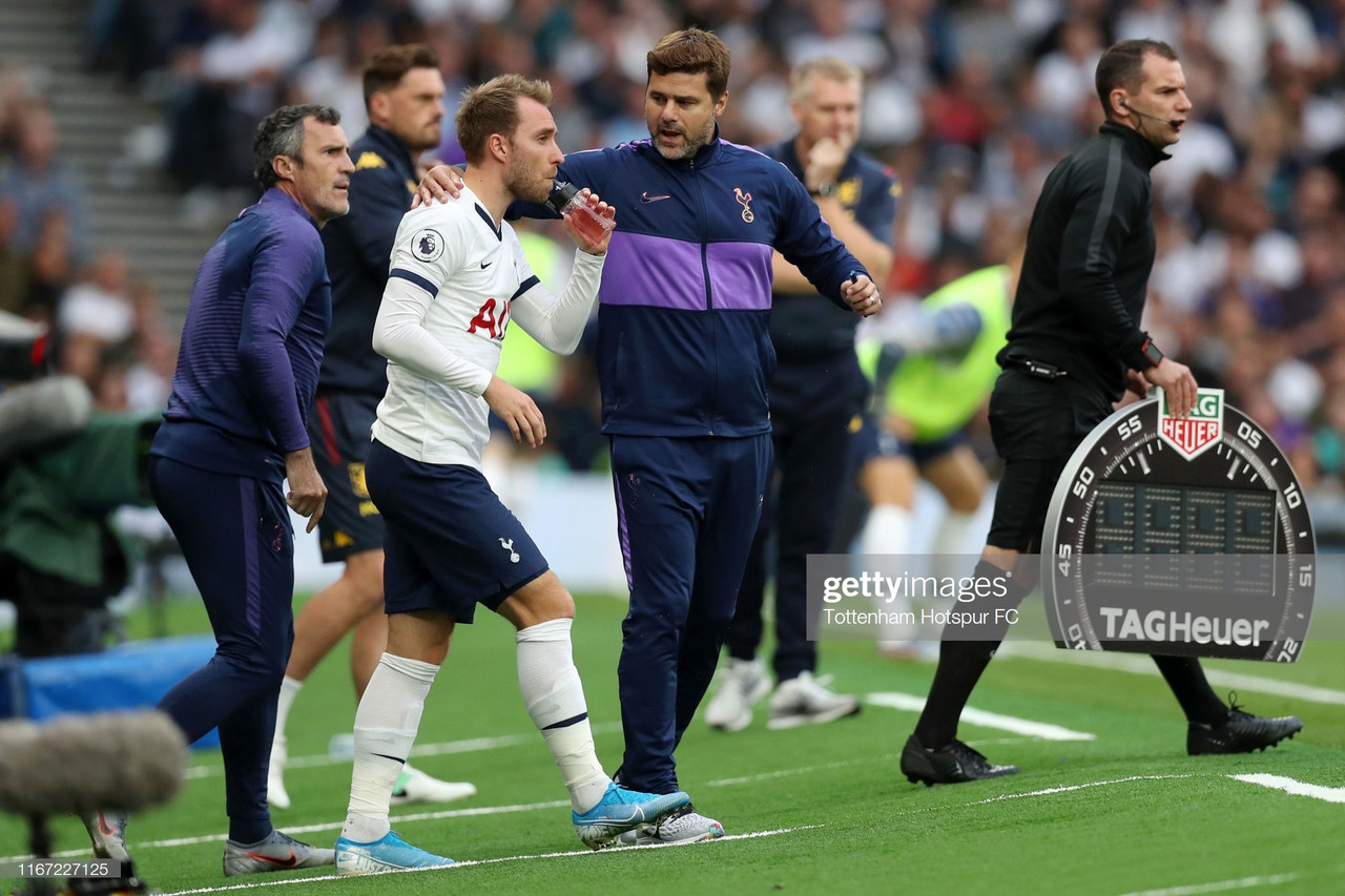 Pre-match analysis: Pochettino faces selection dilemma against the champions