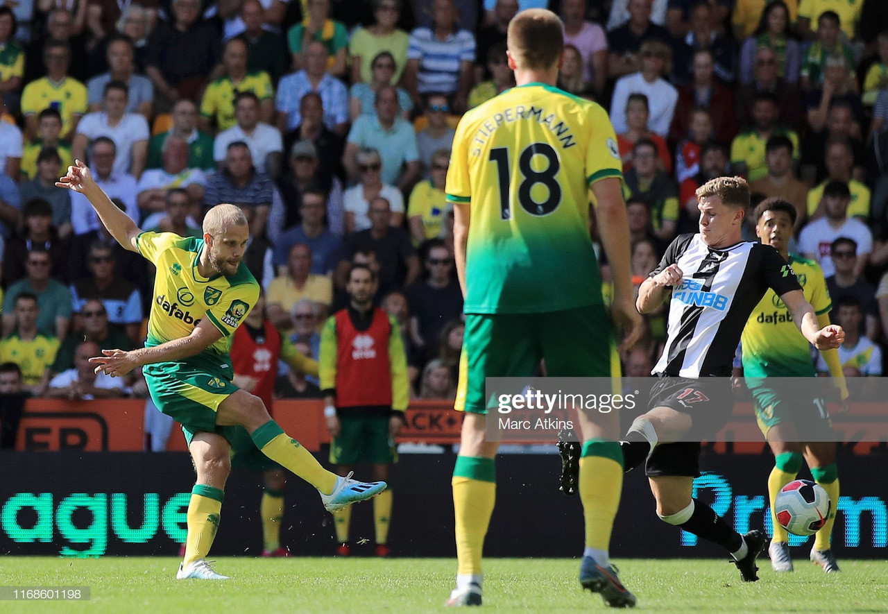 Norwich City 3-1 Newcastle United: Teemu Pukki's hat-trick earns the Canaries a deserved three points against an uninspiring United