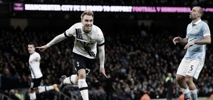 Christian Eriksen believes Spurs' foundations were laid last season