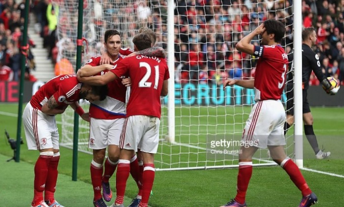 Karanka praises Middlesbrough fans after first home win