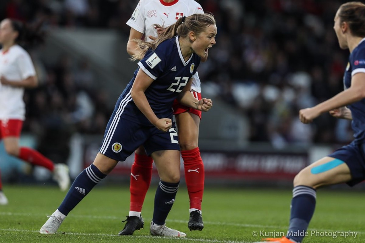 World Cup Qualifier: Scotland 2-1 Switzerland