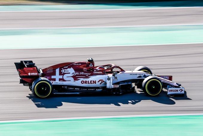 Test Formula 1, Day-4: Kubica il più veloce della mattinata