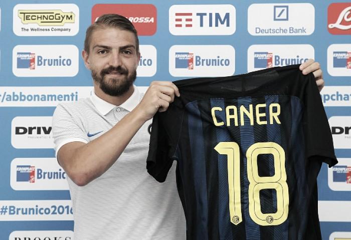 "Lateral Caner Erkin é apresentado na Inter e declara: ""Merecemos estar na UCL"""