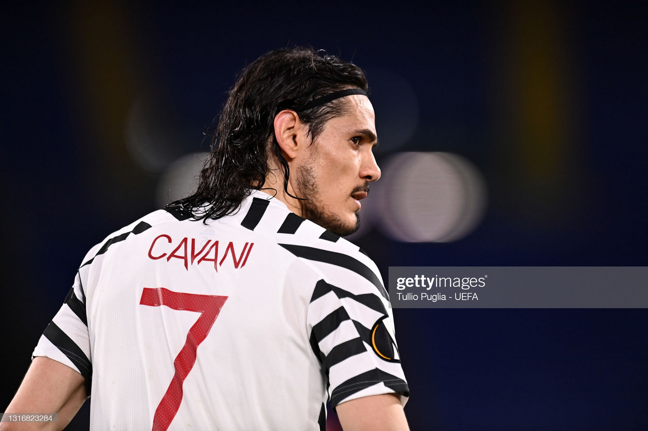 Edinson Cavani: Why El Matador staying in Manchester could be monumental