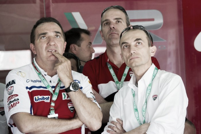 Ernesto Marinelli deja Ducati después de 22 años