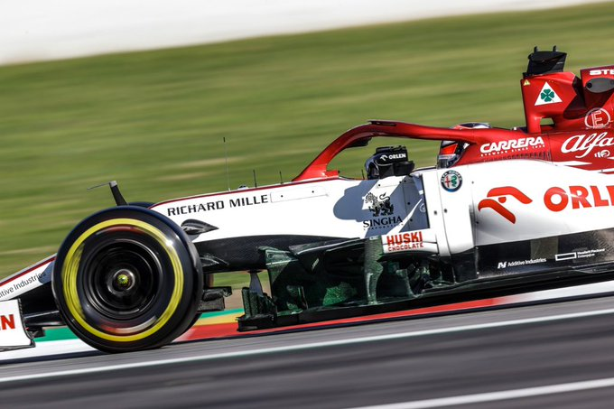 Test Formula 1, Day-2: Raikkonen chiude davanti a tutti