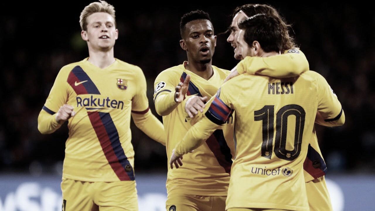 Barcelona visa manter invencibilidade na La Liga em clássico contra Real Madrid