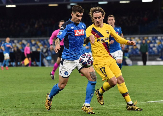 """Il Napoli gioca alla pari: al ritorno servirà più concentrazione ma la mission non è """"impossible"""""""