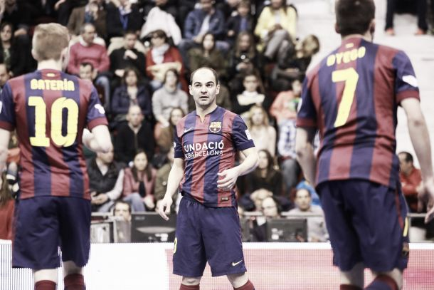 FC Barcelona - Jaén Paraíso Interior: tú, otra vez
