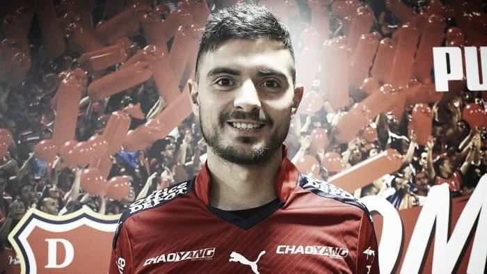 """Rodrigo Erramuspe: """"Siempre trato de enfocarme en nuestro equipo"""""""
