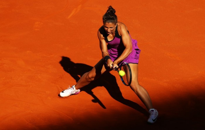 WTA Bastad: Knapp-Errani, doppietta azzurra ai quarti