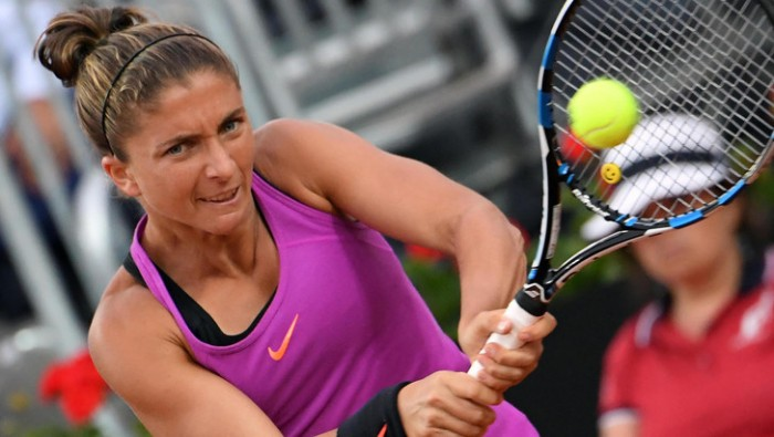 Sara Errani positiva all'antidoping: