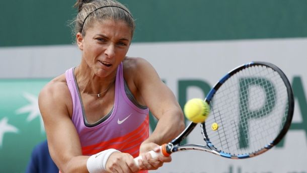 Ranking WTA: salgono Errani e Knapp, balzo della Tsurenko