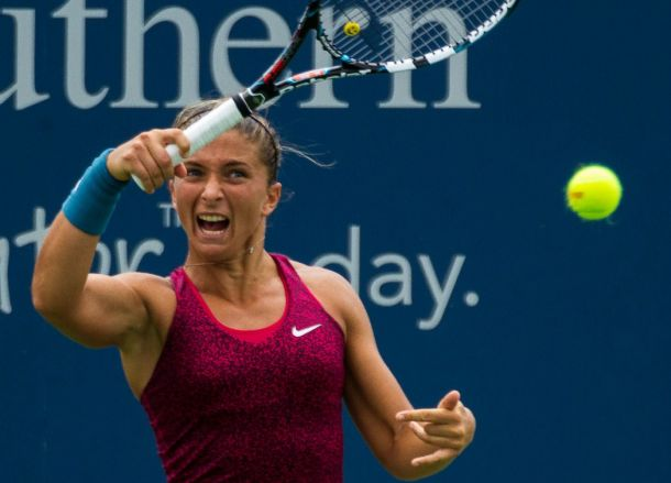 WTA Cincinnati: l'Italia perde pezzi, ma ritrova Sara Errani