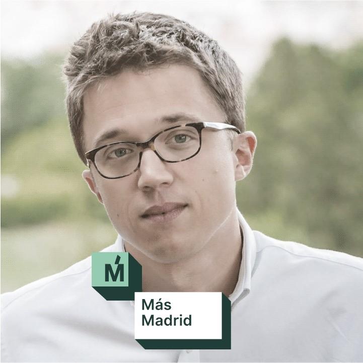 Más Madrid irrumpe en el plano electoral nacional