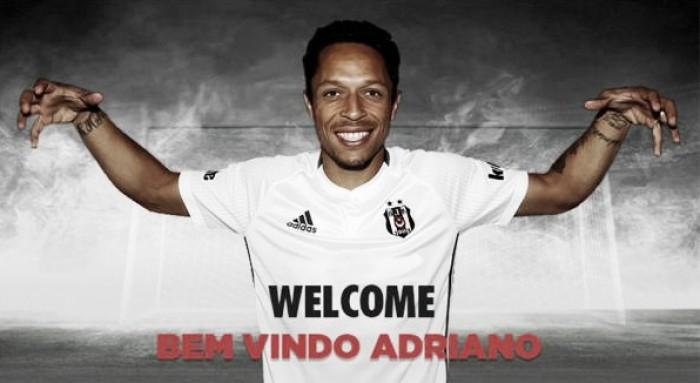 São Paulo desiste da contratação do lateral Adriano
