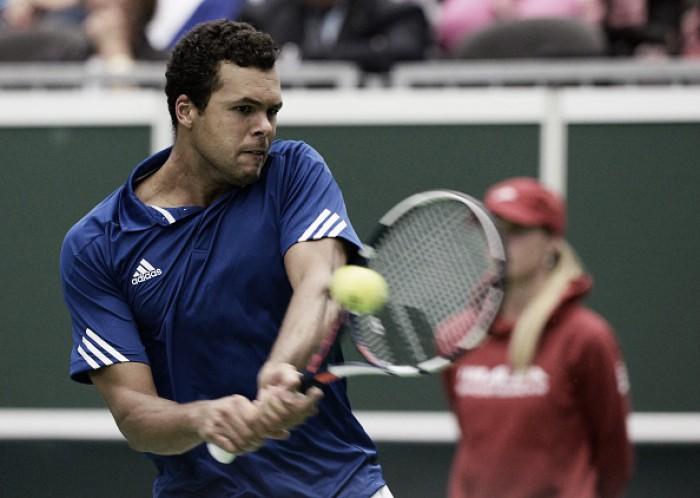 França e República Tcheca ficam no empate no primeiro dia de Copa Davis