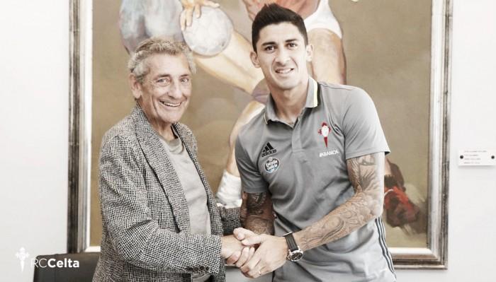 Celta de Vigo renova com meia Pablo Hernández até 2020