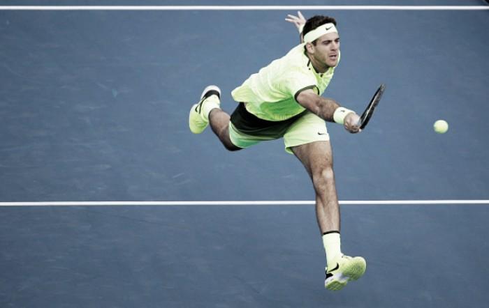 Em grande exibição, Del Potro vence Ferrer e se classifica às oitavas do US Open