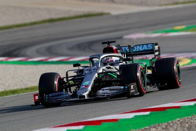 Test Formula 1, Day-3: Mercedes padrona della settimana