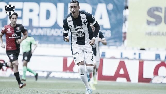 Rayados gana fácil en debut del 'Vasco'